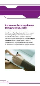 Die Legalisation - Belgium - Page 6