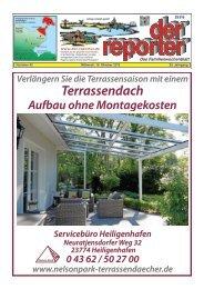 der reporter - Das Familienwochenblatt für Fehmarn 2013 KW 42
