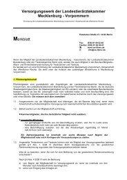 Merkblatt Neuzugang - Versorgungswerk der ...