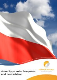 Stereotype: Deutschland versus Polen - Eidam & Partner