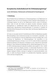 Datei herunterladen - Website der Rechtsanwälte Wohlfarth * Dr ...