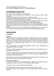 Jahresbericht 2012 - Deutsche Hilfsgemeinschaft e.V.