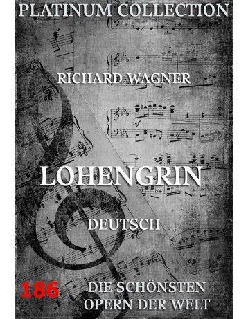 Leseprobe zum Titel: Lohengrin - Die Onleihe