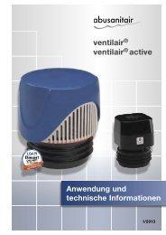 ventilair® ventilair® active - Abu-plast Kunststoffbetriebe GmbH