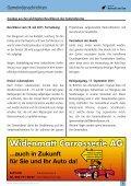 Das monatliche Informationsmagazin für Beinwil am See - dorfheftli - Seite 5