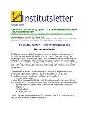 Virtuelles Institut Für Jugend