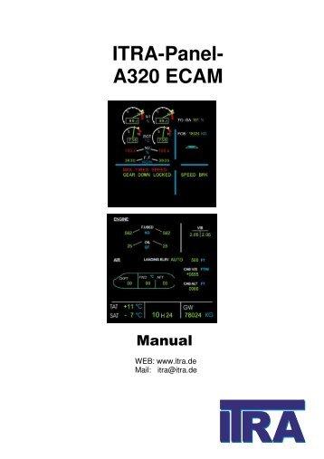 ITRA-Panel- A320 ECAM