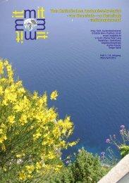 Ausgabe 1-2011 - Katholisches Auslandssekretariat