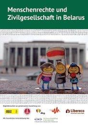 Menschenrechte und Zivilgesellschaft in Belarus - Libereco