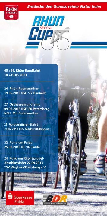 Download Flyer - Radsportclub 07 Fulda e.V.