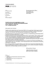 Einwohnergemeinde Uffikon Herr Fellmann Urs Gemeindeammann ...