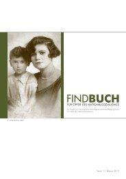PDF, 1 MB - Nationalfonds der Republik Österreich für Opfer des