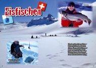 Eisbohrer, Schaufeln und Schnee - trueschenfischen.ch