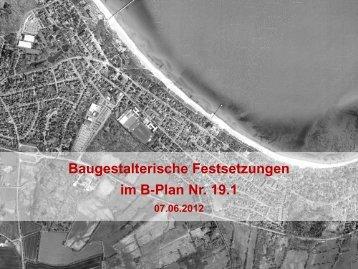 Anlage - Gemeinde Timmendorfer Strand
