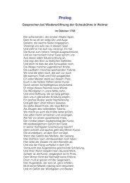 Friedrich Schiller - alienheadhunter's neue Internetpräsenz auf ...