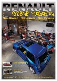 Mein Magazin - Renault Megane Cabrio Fans