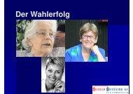 Präsentation Mark Balsiger (3.37 MB) - Frauennetz Kanton Schwyz