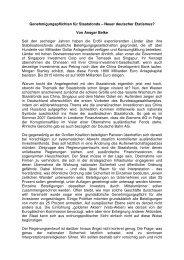 Hauptargumente - an der Universität Duisburg-Essen