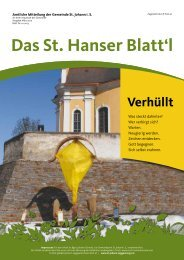 Download als PDF-Dokument - St. Johann im Saggautal