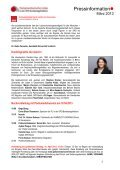 Presseinformationen zur Buchveröffentlichung - Verband ... - Seite 2