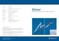 Folder Silver - alpeco AG