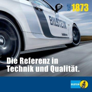 Die Referenz in Qualität und Technik