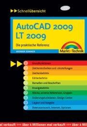 AutoCAD 2009/LT 2009 Schnellübersicht  - *ISBN 978 ...