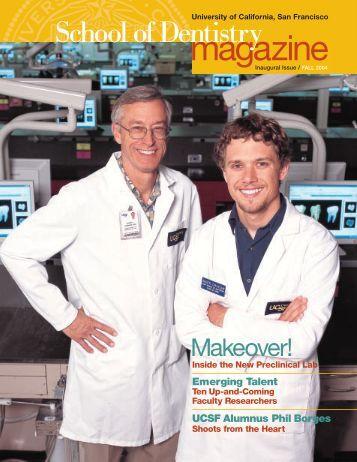 magazine - UCSF School of Dentistry - University of California, San ...