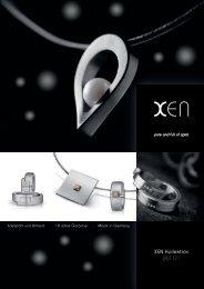 XEN Kollektion 2011/1 - Goldschmiede Urban