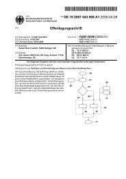 Verfahren und Vorrichtung zum Steuern einer Brennkraftmaschine
