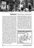 jahresbericht05-06 - Schweizerischer Friedensrat - Page 6