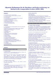 ABMG 2008 - HU Gruppe