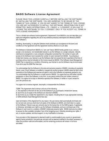 Esri Enterprise License Agreement And Contract