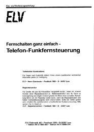 Telefon-Funkfernsteuerung - Produktinfo.conrad.com
