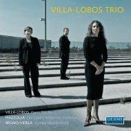 VILLA-LOBOS TRIO - Naxos Music Library