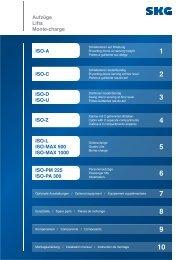 Kleingüteraufzug ISO - D