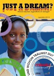 Wovon träumen Jugendliche im Senegal? - Missio