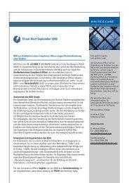 Download PDF: Client Alert September 2009 - White & Case
