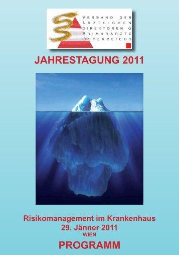Programm_2011.pdf (808KB) - Verband der leitenden ...