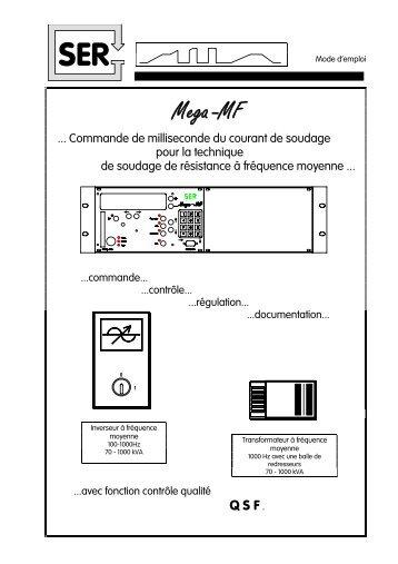 Mega -MF - SER Elektronik & Schweißtechnik GmbH