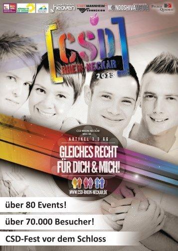 Programmheft CSD 2013.pdf - Stadt Mannheim