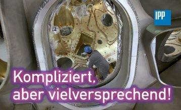 Kompliziert, aber vielversprechend! - Max-Planck-Institut für ...