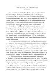 Stehr Nico Wider der Symmetrie von Macht und ... - Agenda Wissen