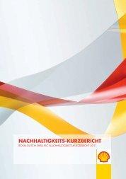 NACHHALTIGKEITS-KURZBERICHT