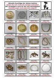 Zuschläge der 32. Auktion - Auktionshaus Theilmann