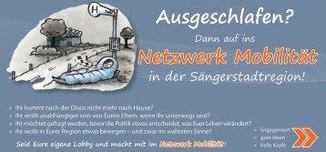Netzwerk Mobilität Ausgeschlafen? - Sängerstadt Gymnasium ...