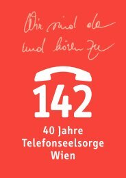 40 Jahre Telefonseelsorge Wien - moderndesign.at