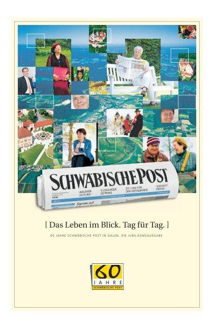 60 Jahre SchwäPo - Schwäbische Post