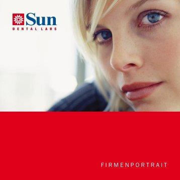 firmenportrait - Sun Dentals Labs