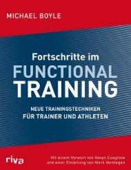 Leseprobe zum Titel: Fortschritte im Functional Training - Die Onleihe